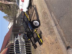 quadbike trailer