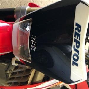 2015 Honda CRF