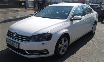 2014 VW Passat 2.0TDI Highline DSG