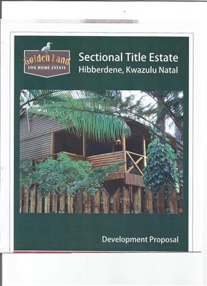 TIMBER FRAME Development on the South Coast of KZN