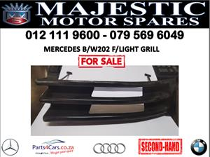 Mercedes W202 face lift light cover for sale