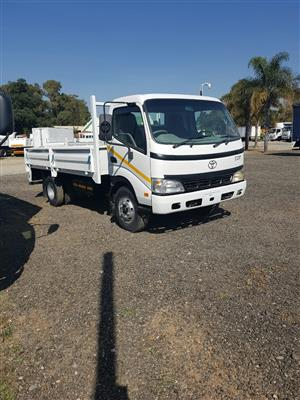 2008 Toyota Dyna 6-104 truck for sale