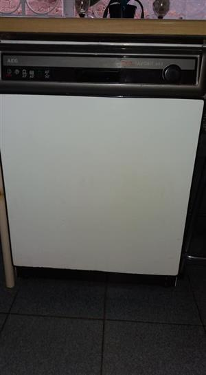 AEG Dishwasher for sale