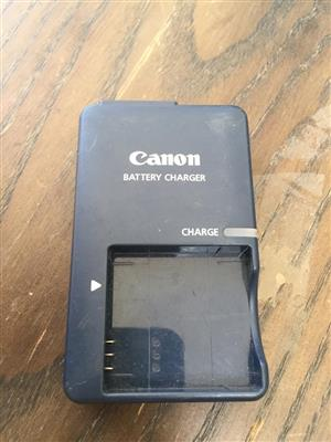 Canon CB-2LVE Compact Battery Charger - see compatibilty list below