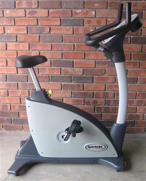 SportsArt's Fitness C50u Exercise Bike