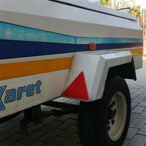 6 ft Karet Trailer