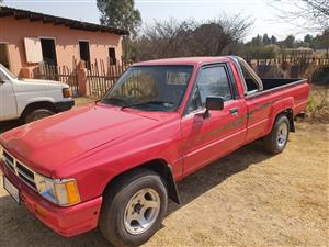 1997 Toyota Hilux single cab HILUX 2.8 GD 6 RB RAIDER P/U S/C