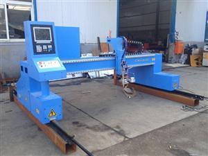 Gantry Plasma Cutting Machines for Sale
