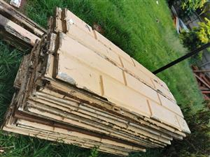 second hand precast slabs from demolished house