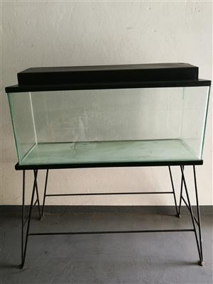 110L Fish Tank For Sale With Stand