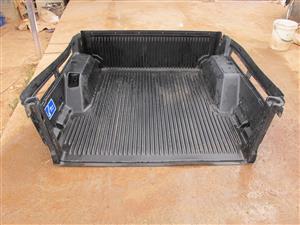 Plastic lining for Ford Wildtrak load bin.