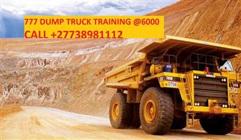 Drill Rig,LHD Scoop,Dump Truck,Excavator,Boilermaker,TLB,Mobile Crane Training Call:0738981112