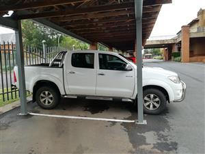 2010 Toyota Hilux double cab HILUX 2.4 GD 6 RB S P/U D/C