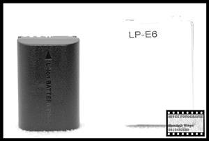LP-E6 Battery for Canon
