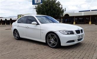 2008 BMW 5 Series 520i