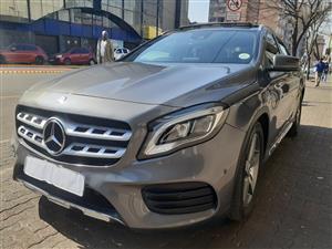 2018 Mercedes Benz GLA 200d auto