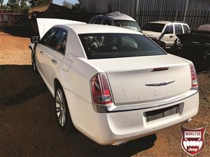2014 Chrysler 300C 3.6 Stripping for spares