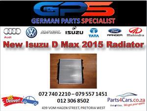 New Isuzu D Max 2015 Radiator for Sale