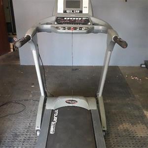 Trojan interactive platinum treadmill