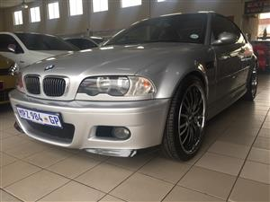 2003 BMW 3 Series M3 coupé SMG