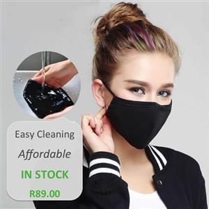 Face masks delivered to your door