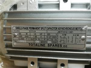 180W 220V Electric Drive Motor