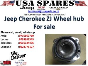 JEEP CHEROKEE ZJ WHEEL HUB