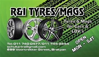 R & I TYRES