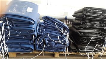 heavy duty truck covers and cargo nets for sale
