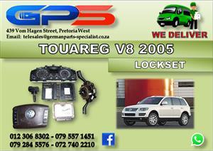 Used VW Touareg V8 2005 Lockset for Sale