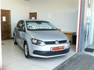 2014 VW Polo hatch POLO 1.0 TSI TRENDLINE