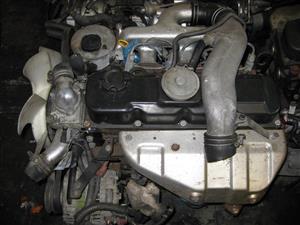 NISSAN TERRANO 3.2 L, QD32 Engine