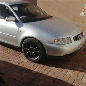 2002 Audi A3 1.8T Ambition
