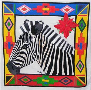 Various African Art Pieces