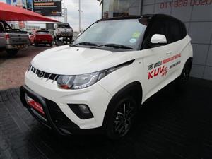 2021 Mahindra KUV100 K8 1.2 (G80) MT