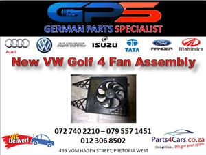 New VW Golf 4 Fan Assembly for Sale