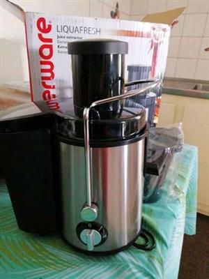 Mellerware juicer for sale