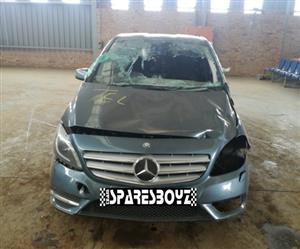 We are stripping Mercedes Benz B 200 CDI BE Auto