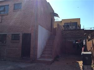 Investment residential  property Crosby Jhb