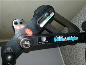 Perfect Buns and Thighs exercise machine New still R450.00 George Central
