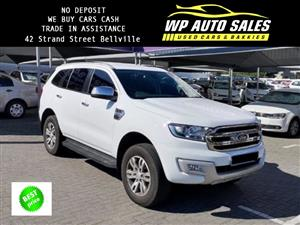2018 Ford Everest EVEREST 2.2 TDCi XLT A/T