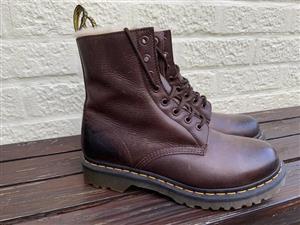 Dr Martens Ladies Boots - size 8