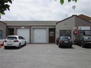 Maitland ground floor light ind double unit w/2 RSD & 4 pbays included ~ 173m² to let