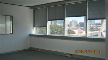 Sir Lowry Road Offices with onsite parking w/views w/access control ~ 320m²