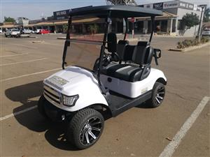 Brand New!!! Alpha 2-Seater Golf Carts For Sale