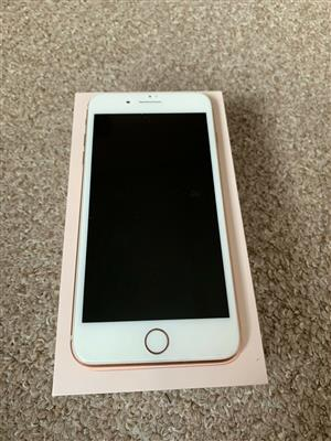 Apple iPhone 8 Plus 256GB (Gold) - Unlocked