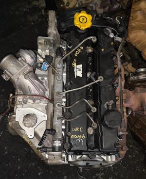 CRYSTLER VOYAGER 2.8 MARK 3 2012 ENGINE FOR SALE