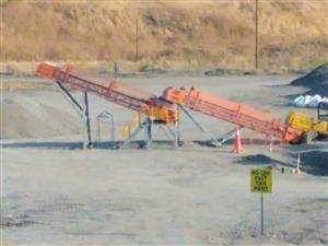 URGENT SALE - Conveyor & Head Gear Magnet Pully - Mining Equipment