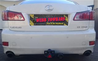 Lexus Standard/Detachable Towbars