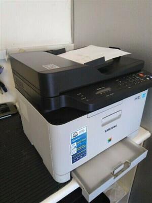 Ex Demo Samsung C460FW Laser Printer